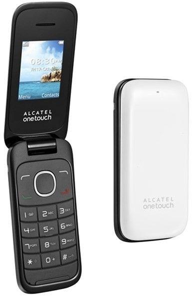 Мобильный телефон Alcatel 1035D White - 1