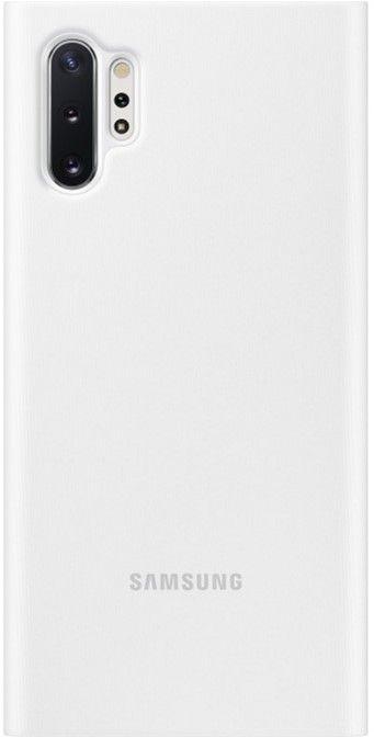 Чехол-книжка Samsung Clear View Cover для Samsung Galaxy Note 10 Plus (EF-ZN975CWEGRU) White от Територія твоєї техніки - 2