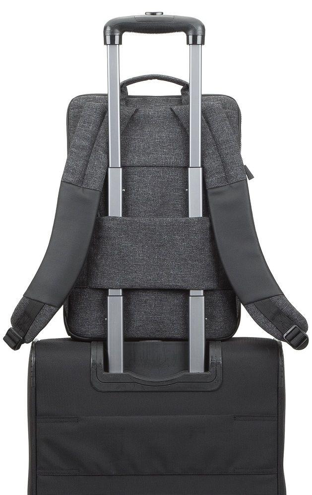 "Рюкзак для ноутбука RivaCase 8861 15.6"" Black"