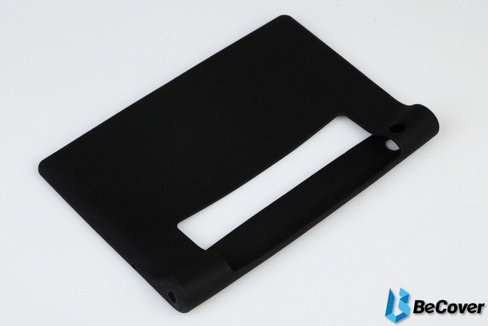 Силиконовый чехол BeCover для Lenovo Yoga Tablet 3-850 Black - 2