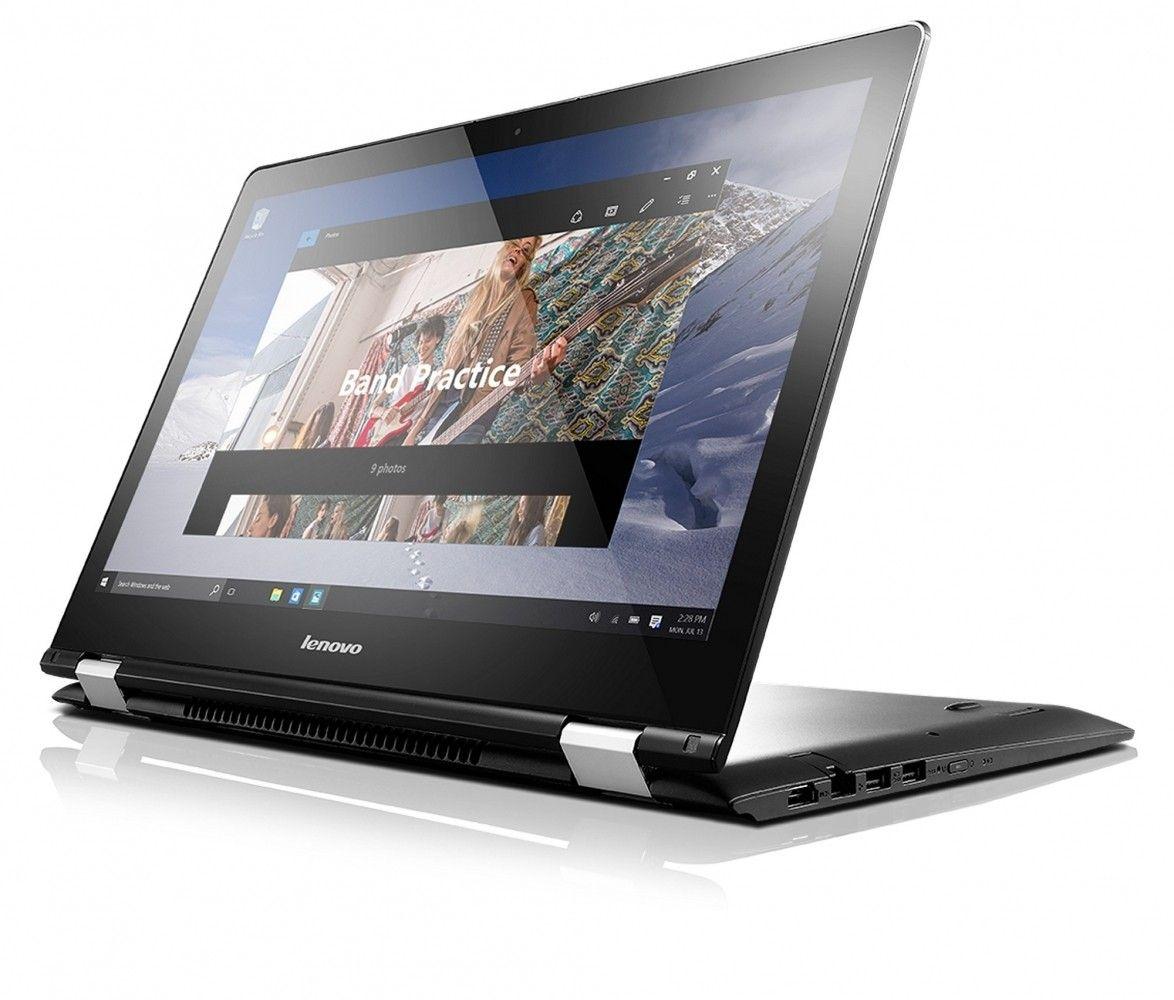 Ноутбук Lenovo Yoga 500 (80N600L1UA) - 2