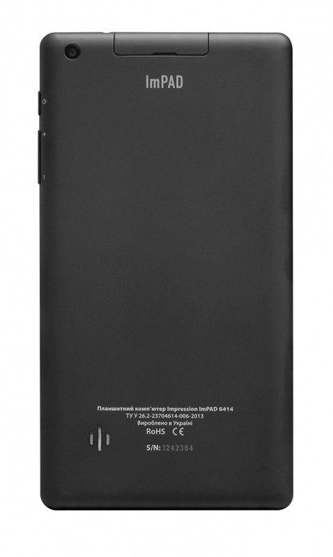 Планшет Impression ImPad 6414 Black - 3