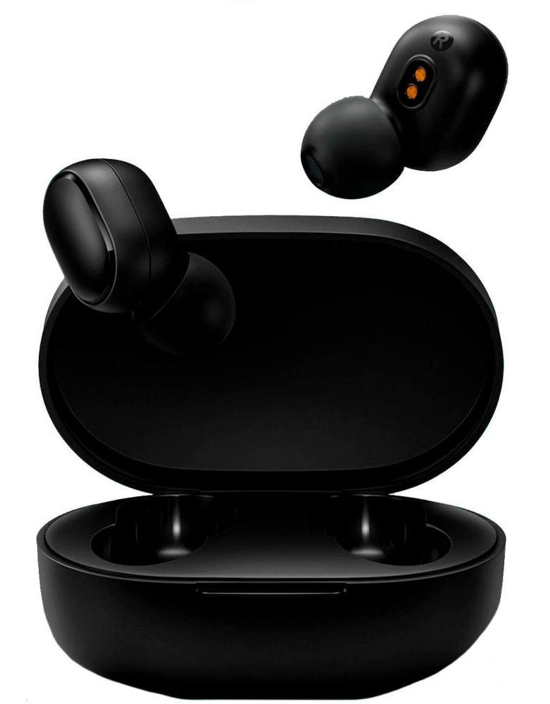 Беспроводные наушники Xiaomi Redmi AirDots Black (Global Rom + OTA) от Територія твоєї техніки - 2