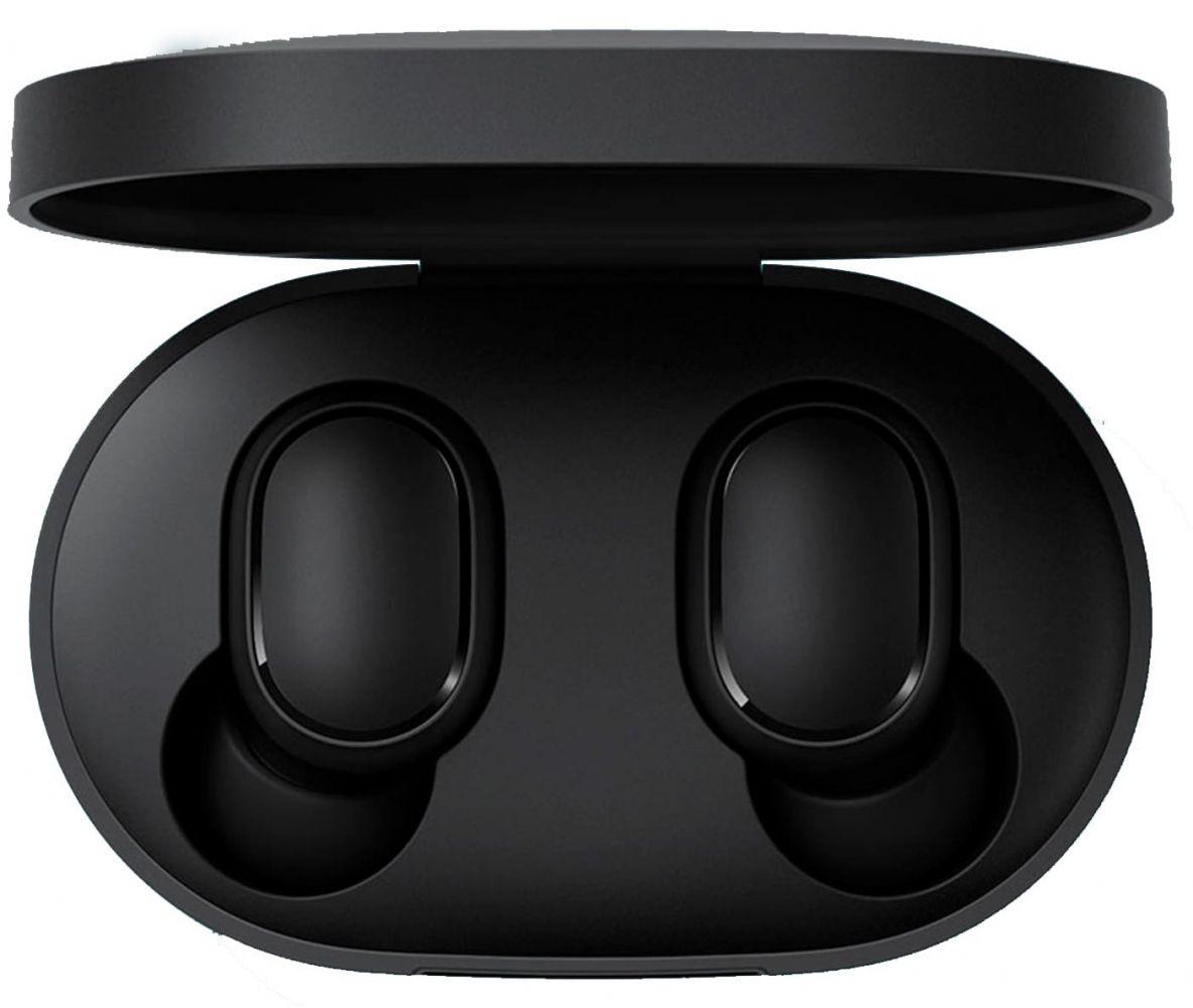 Беспроводные наушники Xiaomi Redmi AirDots Black (Global Rom + OTA) от Територія твоєї техніки - 5