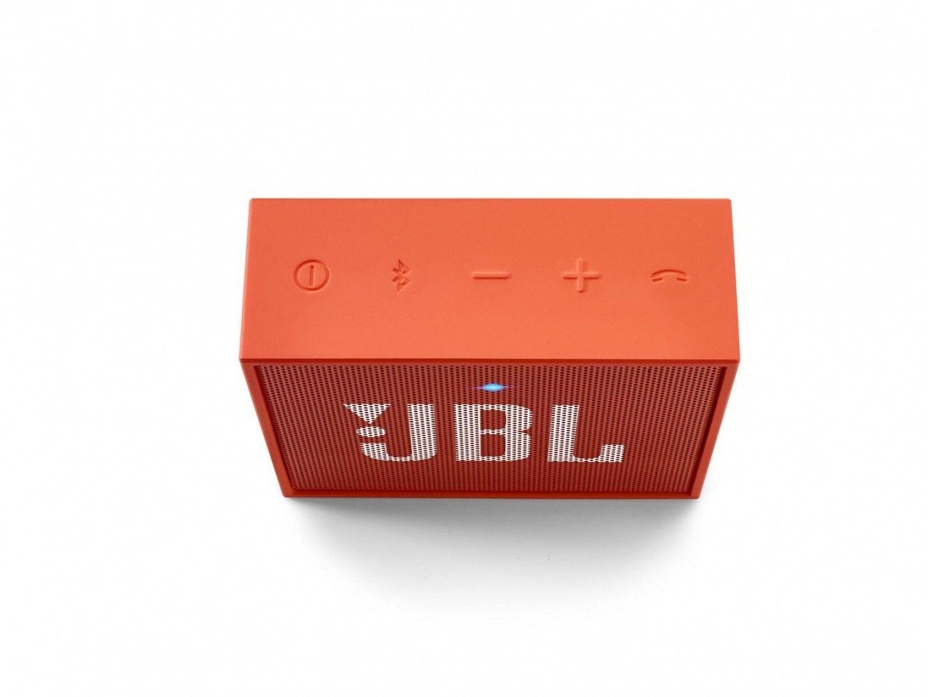 Портативная акустика JBL GO Orange (GOORG) - 4