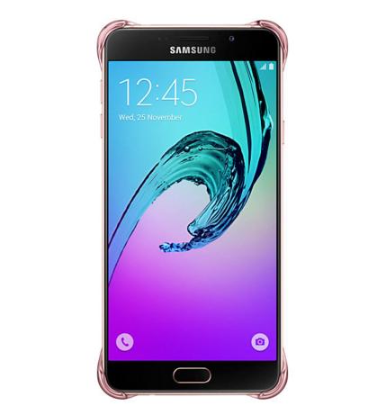 Чехол Samsung A710 EF-QA710CZEGRU Pink Gold - 4