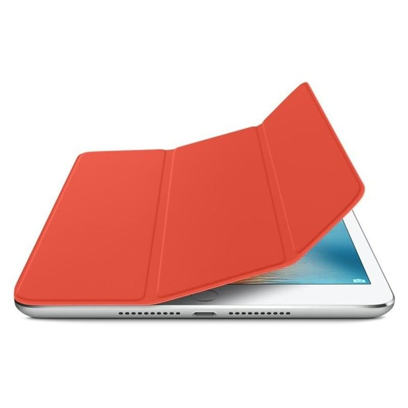 Чехол-книжка Apple Smart Cover для iPad mini 4 (MKM22ZM/A) Orange - 3