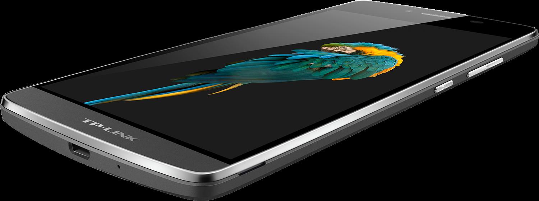 Мобильный телефон TP-LINK Neffos C5 Max (TP702A) Dark Grey - 1
