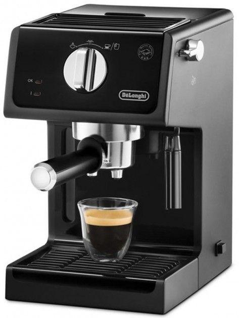 Кофеварка эспрессо DELONGHI ECP 31.21 BK - 1