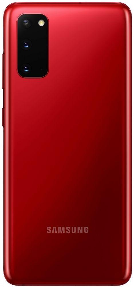Смартфон Samsung Galaxy S20 (SM-G980FZRDSEK) Red от Територія твоєї техніки - 6