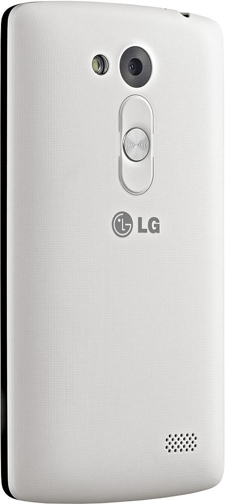 Мобильный телефон LG L Fino D295 Dual Sim White - 5