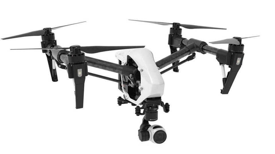 Квадрокоптер DJI inspire 1 v2.0 - 1