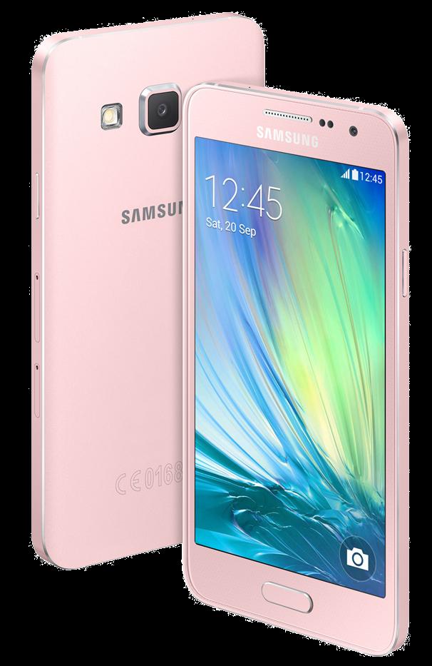 Мобильный телефон Samsung Galaxy A3 SM-A300H Pink - 5