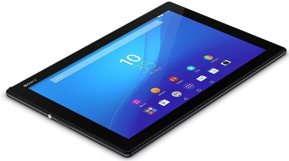 Планшет Sony Xperia Z4 Tablet 32GB 4G (SGP771) Black - 2