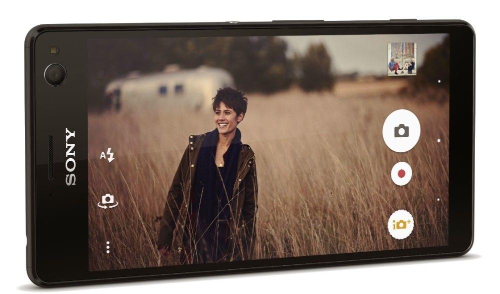 Мобильный телефон Sony Xperia C4 Dual E5333 Black - 2
