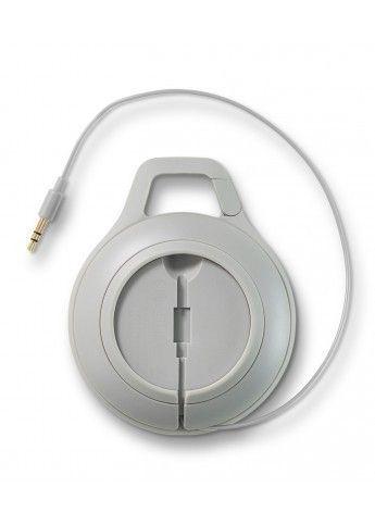 Портативная акустика JBL Clip+ Gray (CLIPPLUSGRAY) - 5