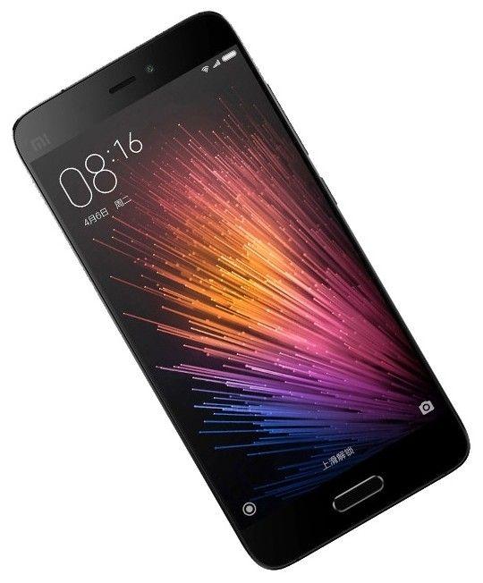 Мобильный телефон Xiaomi Mi5 Standard 32GB Black - 3