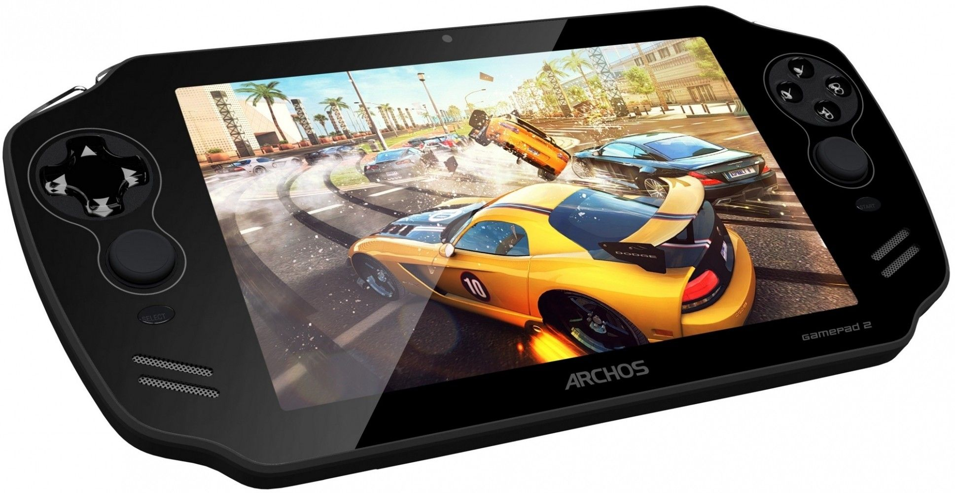 Планшет  Archos GamePad 2 Black - 2