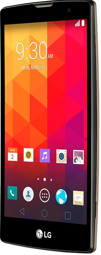 Мобильный телефон LG Magna Y90 H502F Gold - 3