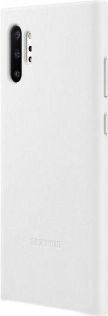 Чехол Samsung Leather Cover для Samsung Galaxy Note 10 Plus (EF-VN975LWEGRU) White от Територія твоєї техніки - 3