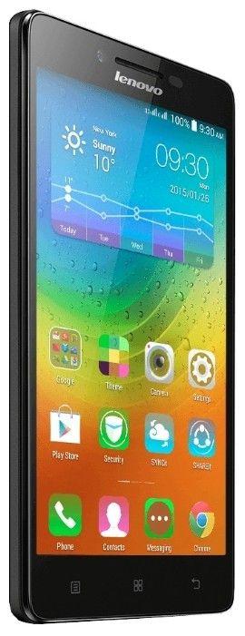 Мобильный телефон Lenovo A6000 Black - 3