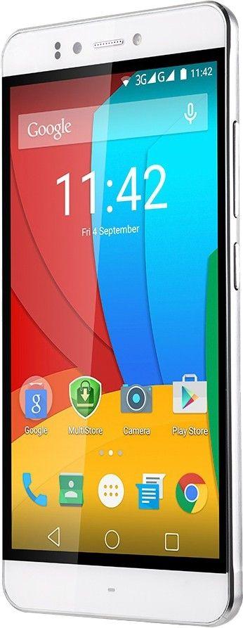 Мобильный телефон Prestigio MultiPhone 3530 Muze D3 (PSP3530DUOWHITE) White - 2