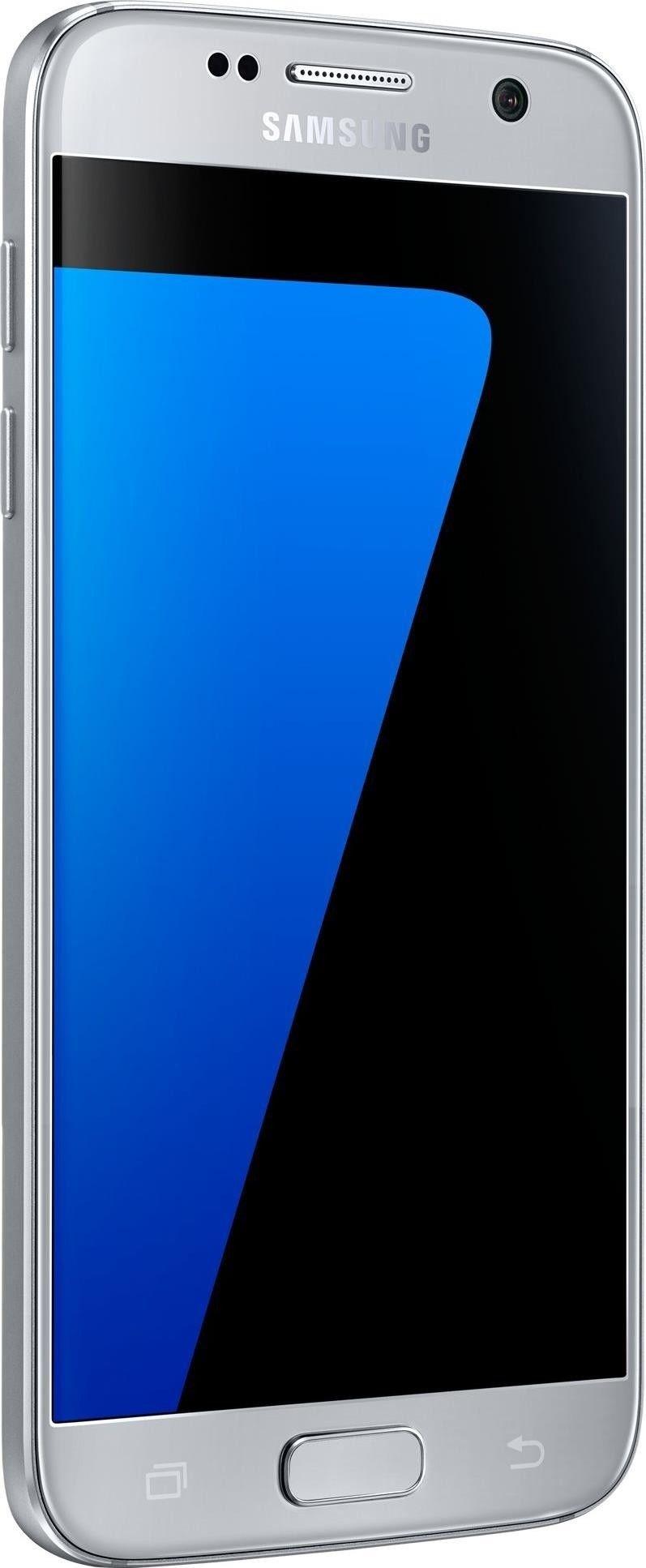 Мобильный телефон Samsung Galaxy S7 Duos G930 (SM-G930FZSUSEK) Silver - 2
