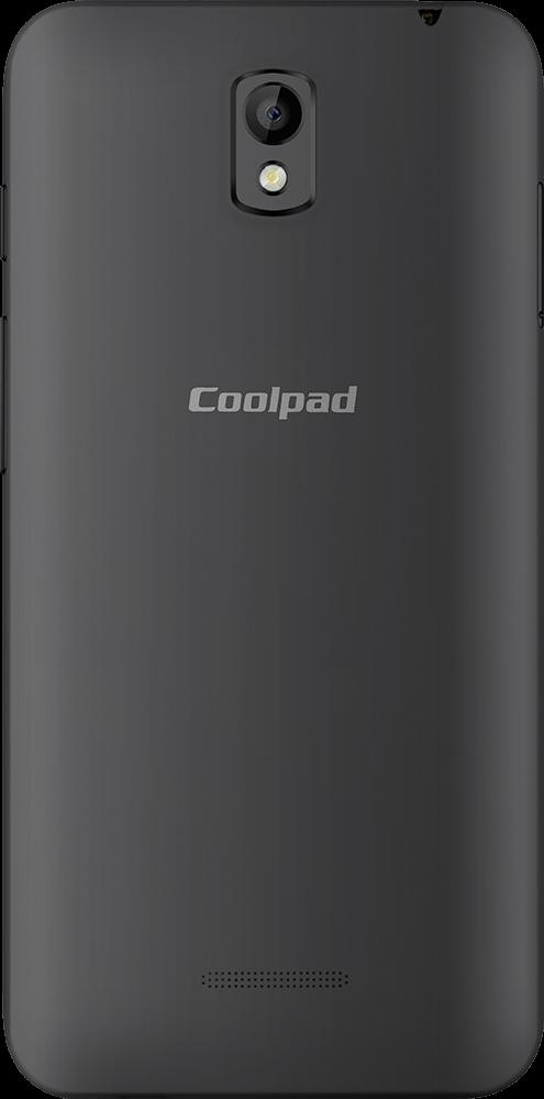 Мобильный телефон Coolpad Porto Black - 1