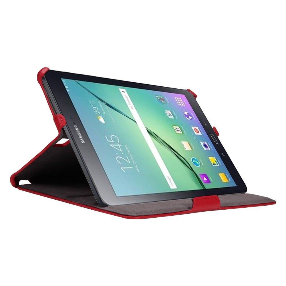 Обложка AIRON Premium для Samsung Galaxy Tab S 2 9.7 Red - 2