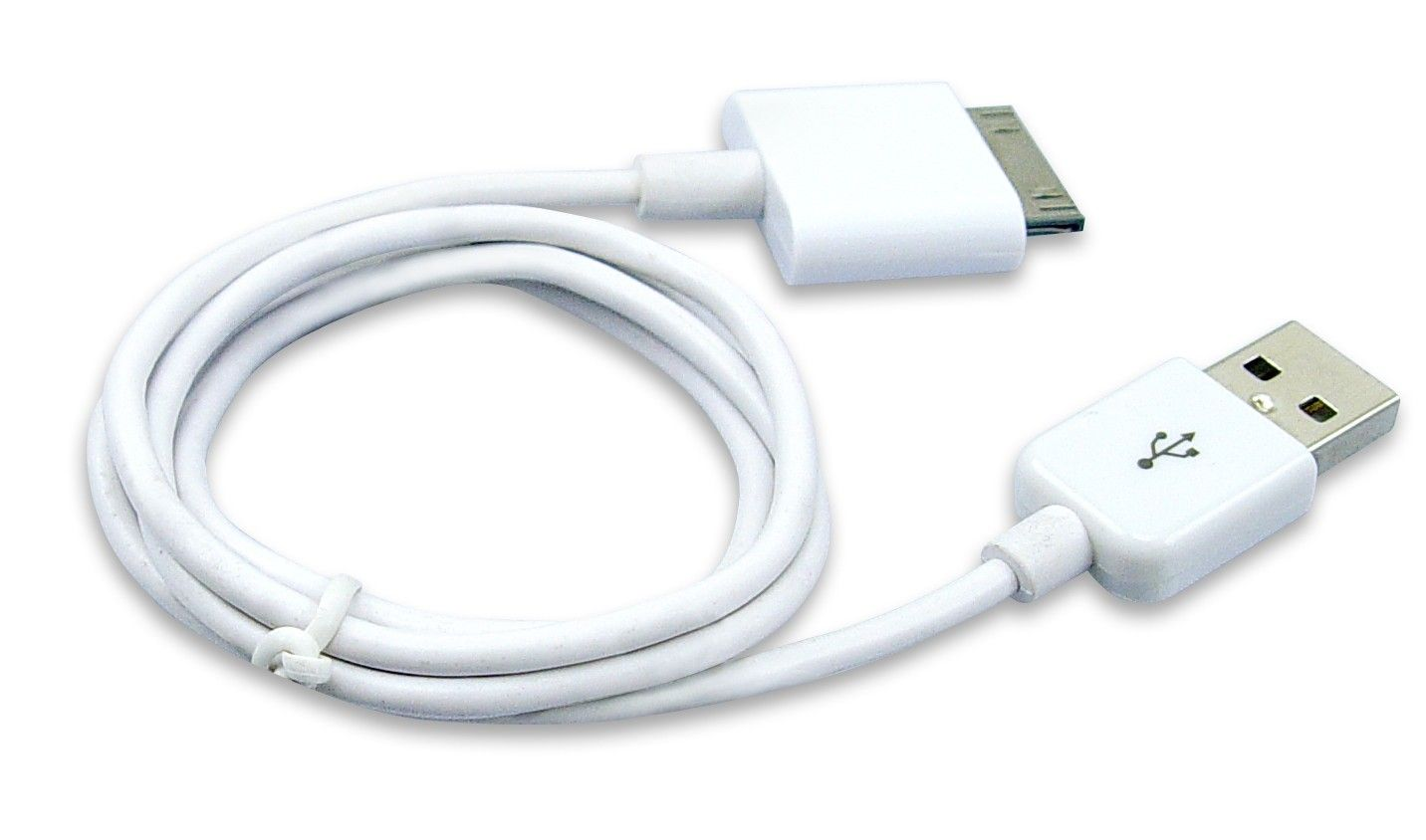 Кабель синхронизации Apple Dock Connector (MA591FE) для iPhone 4/4S - 1
