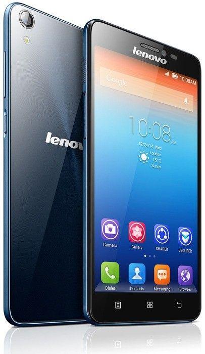 Мобильный телефон Lenovo IdeaPhone S850 Dark Blue - 7