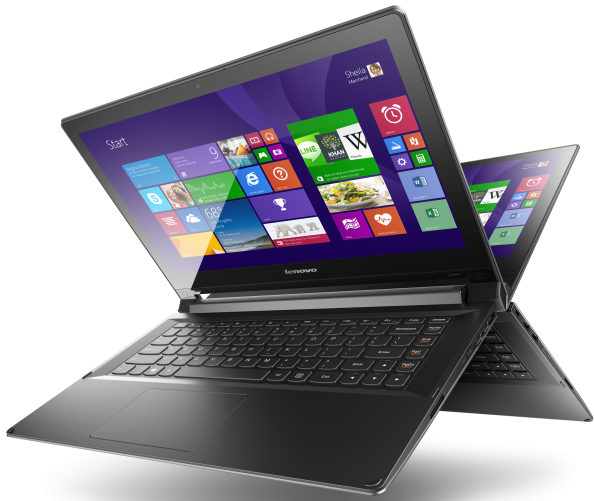 Ноутбук Lenovo Flex 2 14 (59422560) Black - 6