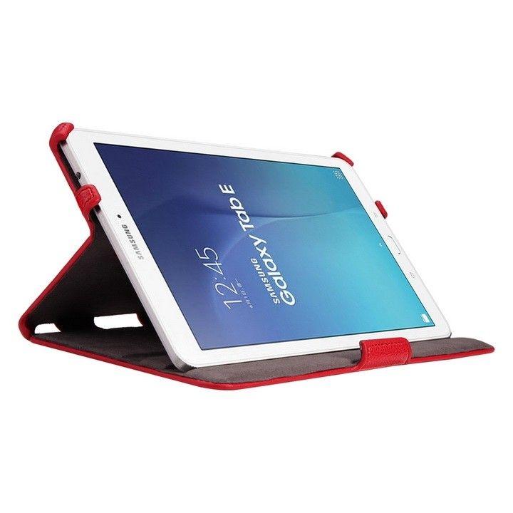 Обложка AIRON Premium для Samsung Galaxy Tab E 9.6 Red - 2