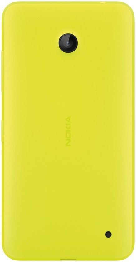 Мобильный телефон Nokia Lumia 630 Dual SIM Yellow - 1