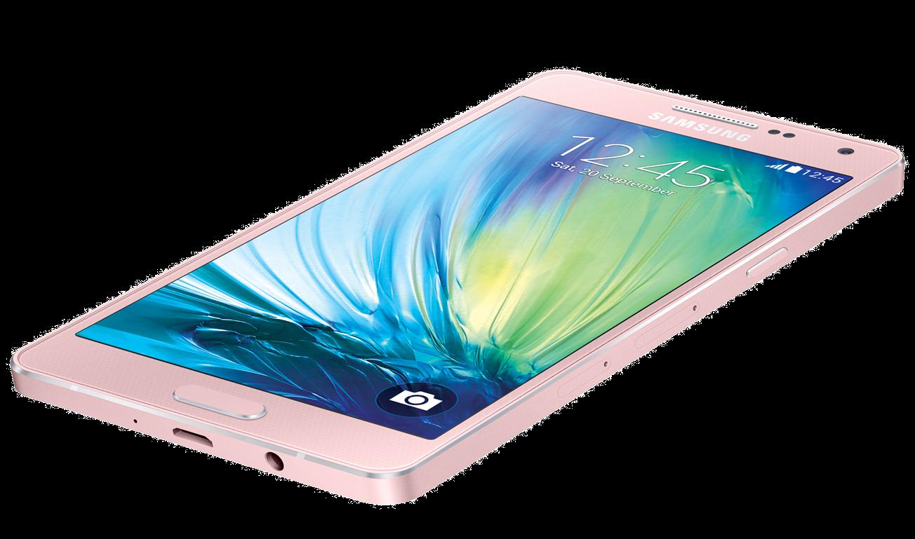 Мобильный телефон Samsung Galaxy A5 Duos SM-A500H Pink - 3