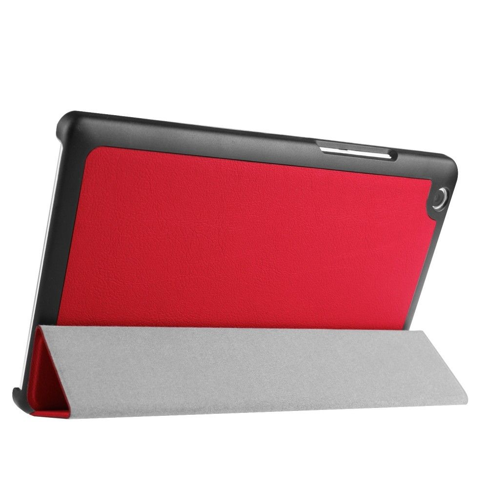 Обложка AIRON Premium для Lenovo Tab 2 A8 Red - 1