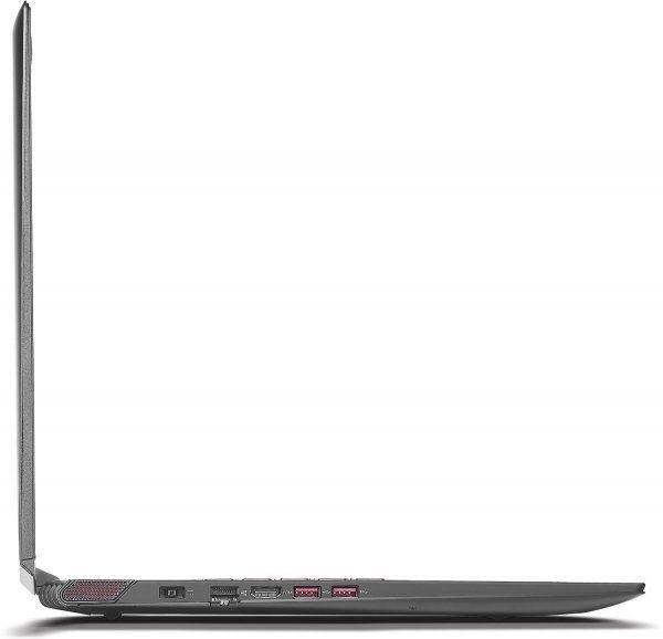 Ноутбук Lenovo IdeaPad Y70-70T (80DU00C2UA) Black - 3
