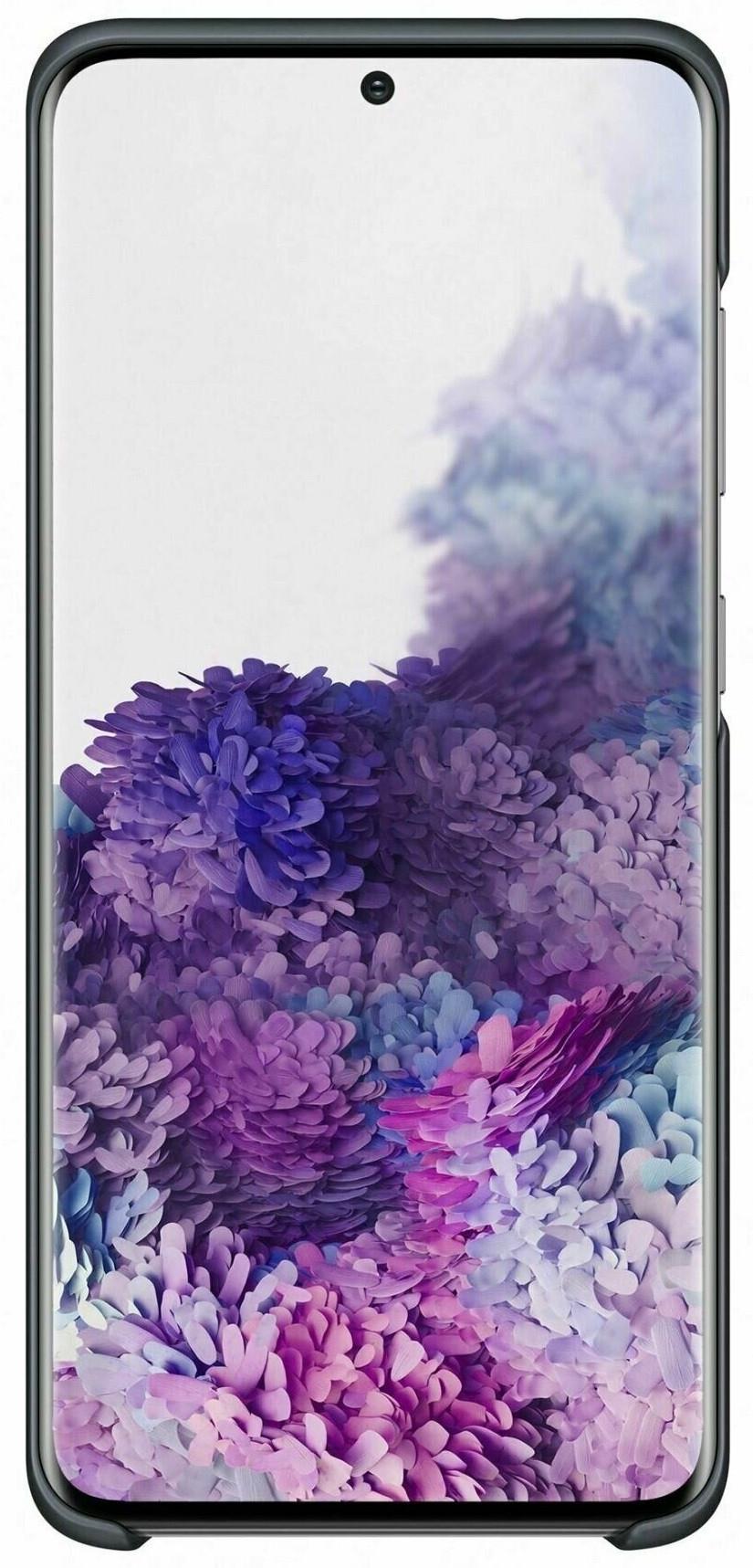 Панель Samsung LED Cover для Samsung Galaxy S20 (EF-KG980CBEGRU) Black от Територія твоєї техніки - 3