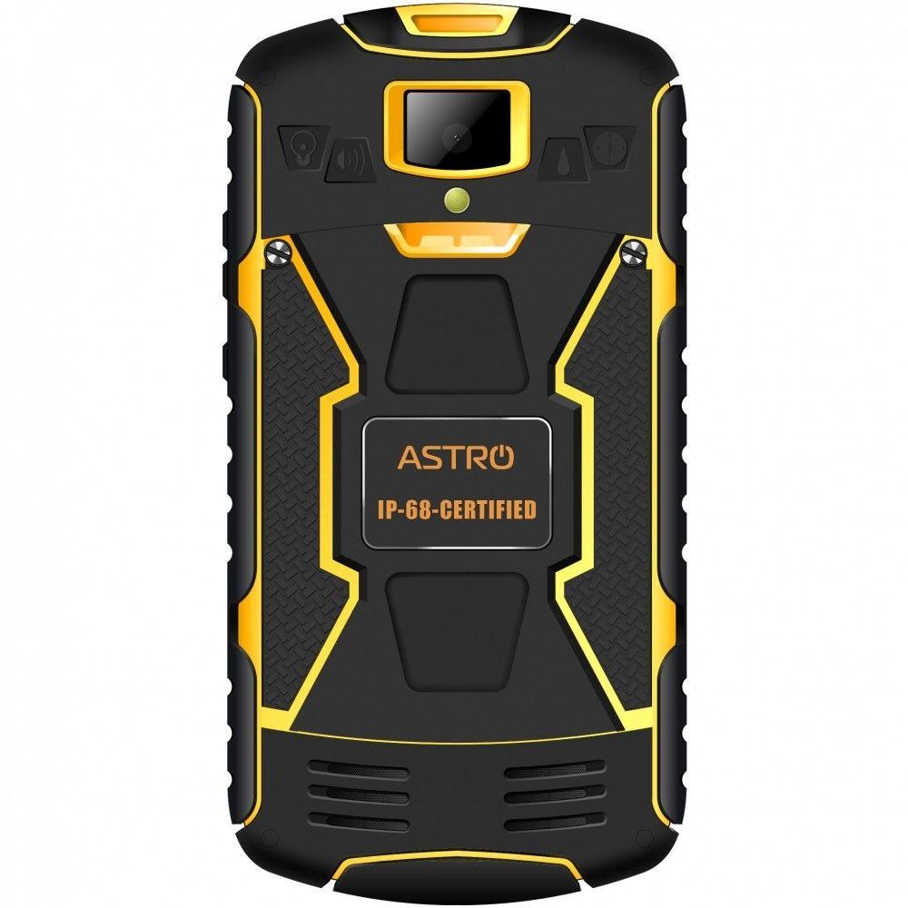 Мобильный телефон Astro S500 RX Orange - 1