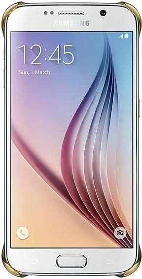 Накладка Samsung Zero для Samsung Galaxy S6 Gold (EF-QG920BFEGRU) - 1