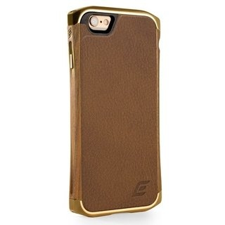 Чехол для iPhone 6/6S Element Case Ronin Ultra Luxe Gold/Bocote/Gold Leather (EMT-0155) - 2
