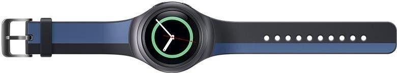 Ремешок Samsung Gear S2 Sport Blue Black (ET-SRR72MLEGRU) - 2