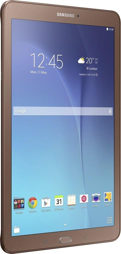 "Планшет Samsung Galaxy Tab E 9.6"" 3G Gold Brown (SM-T561NZNASEK) - 2"