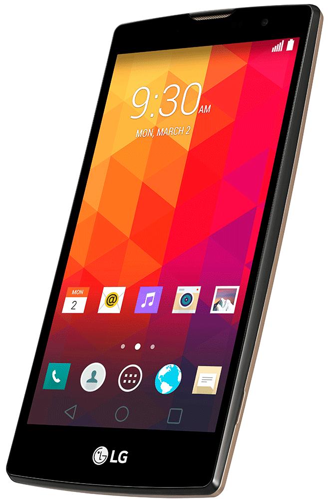 Мобильный телефон LG Magna Y90 H502F Gold - 5