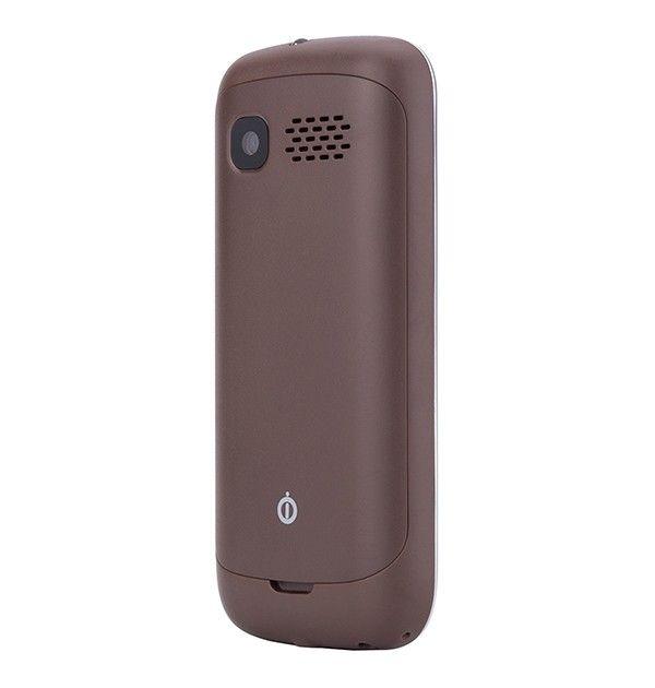Мобильный телефон Nomi i177 Brown - 2