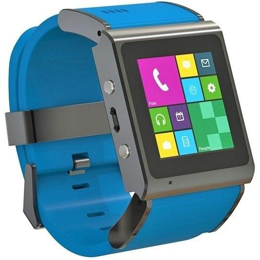 Смарт часы sWaP Social Blue - 1
