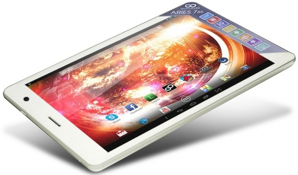 Планшет GoClever Aries 785 3G White - 5