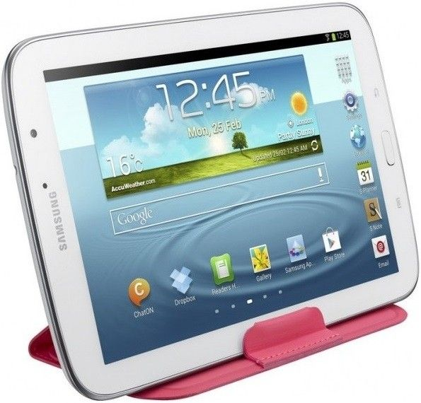Обложка Samsung для Galaxy Note 8.0 N5100 Pink (EF-SN510BPEGWW) - 2