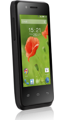 Мобильный телефон Fly IQ436i Era Nano 9 Black - 1