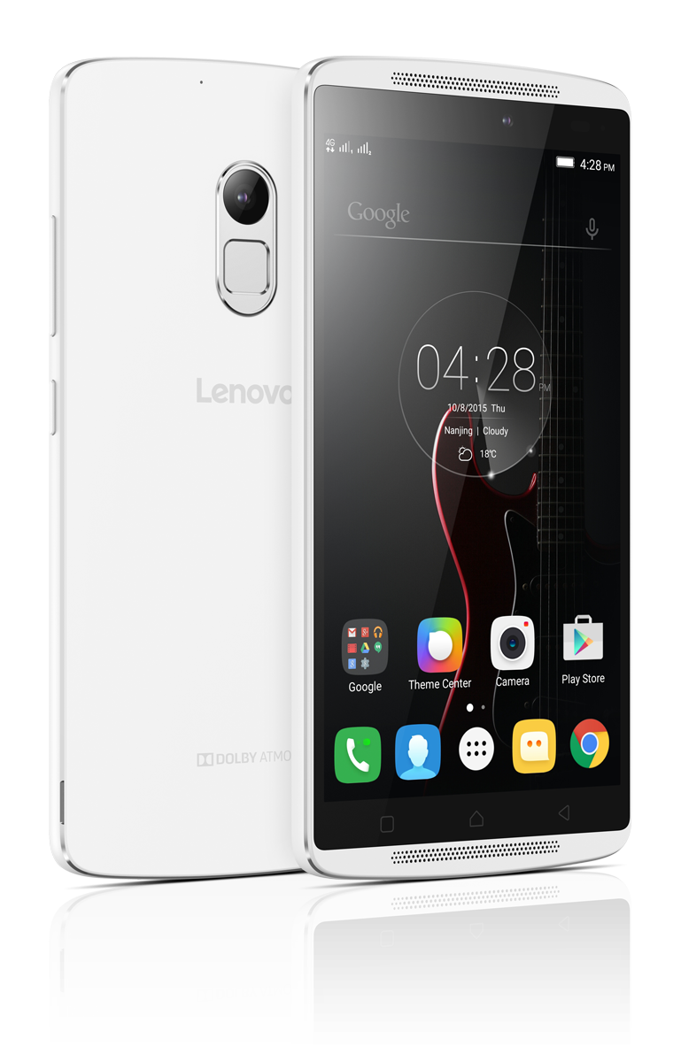 Мобильный телефон Lenovo A7010 (VIBE X3 Lite) White - 1